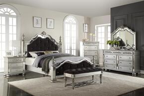 Myco Furniture KE170KNCMDRB