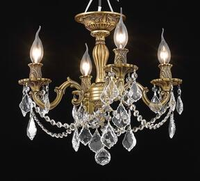 Elegant Lighting 9204F17FGSS