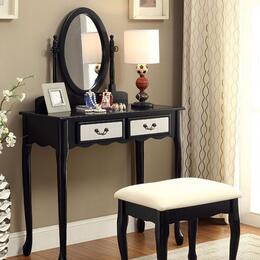 Furniture of America CMDK6431BK