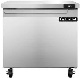 Continental Refrigerator SW32