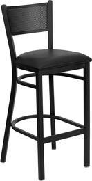 Flash Furniture XUDG60116GRDBARBLKVGG
