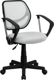 Flash Furniture WA3074WHTAGG