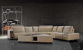 VIG Furniture VG2T0646BL