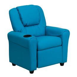 Flash Furniture DGULTKIDTURQGG