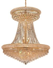 Elegant Lighting 1802G36SGSS
