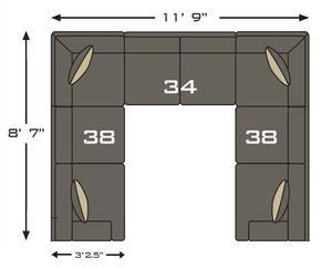Benchcraft 1970134382