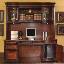 800500SET Pergola Traditional Kneehole Credenza and Hutch by Coaster
