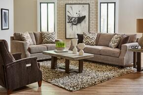 Lane Furniture 802503CROSBYPEWTERSET