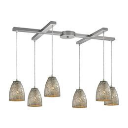 ELK Lighting 104656SVF