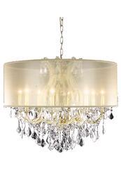 Elegant Lighting 2800D26GRC+SH2R30G
