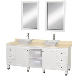 Wyndham Collection WCV500072WHIVD28WH