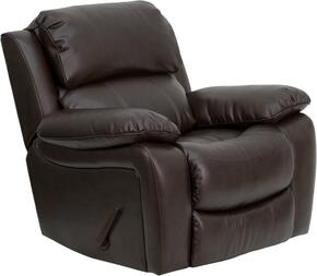 Flash Furniture MENDA343991BRNGG
