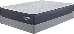 Marcella Firm Collection MF-109/210-T Mattress and Foundation Set in Twin Size