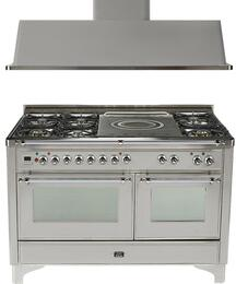 2-Piece Stainless Steel Kitchen Package with UM150SDMPIX 60