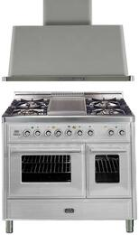 2-Piece Stainless Steel Kitchen Package with UMTD100FDMPI 40