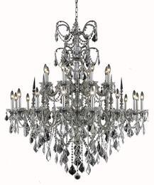 Elegant Lighting 9724G44PWSA