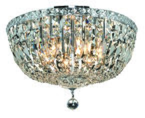 Elegant Lighting 2528F18CRC
