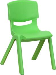 Flash Furniture YUYCX001GREENGG