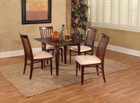 Atlantic Furniture MONTREAL5454BTDTAW