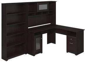 Bush Furniture WC3183003K3166