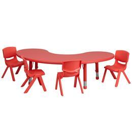 Flash Furniture YUYCX00432MOONTBLREDEGG