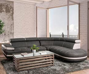 Furniture of America CM6373SECTCT
