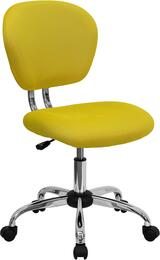 Flash Furniture H2376FYELGG