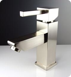FFT1030BN Versa Single Hole Mount Vanity Faucet Option - Brushed Nickel