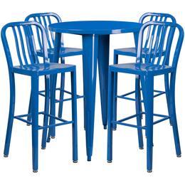 Flash Furniture CH51090BH430VRTBLGG