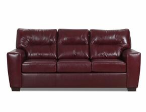 Lane Furniture 204304QSOFTTOUCHCRIMSON