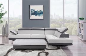 Global Furniture USA U8137NSECOTT