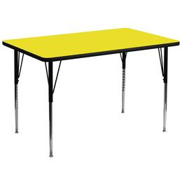 Flash Furniture XUA3672RECYELHAGG