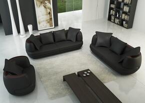 VIG Furniture VGEV106BLK