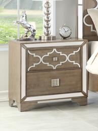 Cosmos Furniture IVONYNIGHTSTAND