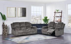 Global Furniture USA U3118CSUBARUMOCHASTEREOSECTIONAL