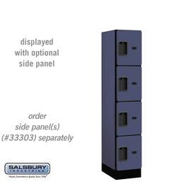 Salsbury Industries 34158BLU