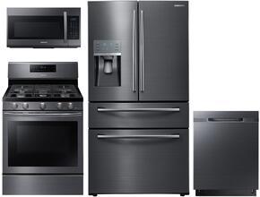 Samsung Appliance SAM4PCFSFD30GFIKIT4