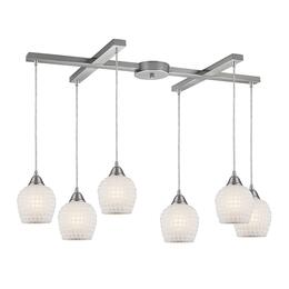 ELK Lighting 5286WHT