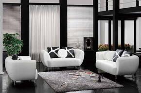 VIG Furniture VGDM2946BL
