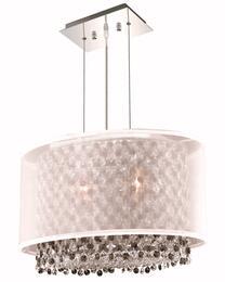 Elegant Lighting 1692D17CCL03SS