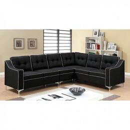 Furniture of America CM6851BKSECTIONAL