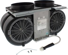 """PBI1100A 1100 CFM Dual Internal with 2 Blowers, 8 Sones and 10"""" Round ..."""