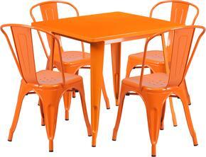 Flash Furniture ETCT002430ORGG