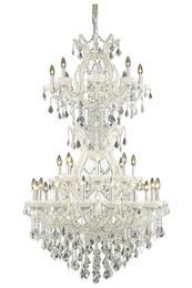 Elegant Lighting 2800D36SWHRC