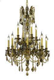 Elegant Lighting 9212D24ABGTRC