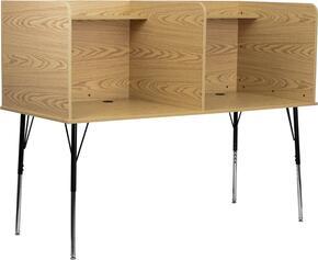 Flash Furniture MTM6222OAKDBLGG