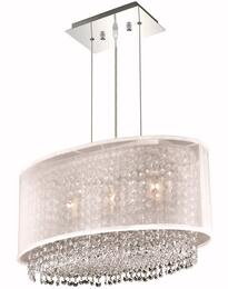 Elegant Lighting 1692D21CCL03SS