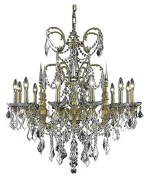 Elegant Lighting 9712D32FGSA