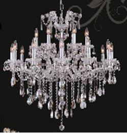 J & P Crystal Lighting 2800D34C