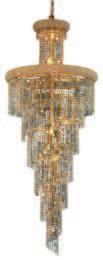 Elegant Lighting 1800SR30GRC